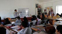 Erdal Erzincan Gezici Bağlama Atölyesi'nde dersler başladı
