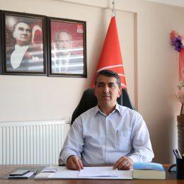 CHP İl Başkanı Kılıç istifa etti