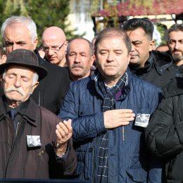 Ali Kılıç'ın babası Hakk'a uğurlandı