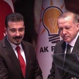 Ak Parti'nin Belediye başkan adayı Gökhan Arasan