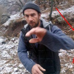 Pülümür'de dağ keçisi vuran katil avcı