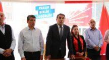 CHP'nin Tunceli Belediye başkan adayı Yusuf Kenan Aydın