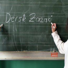 Almanya'da Zazaca ana dil dersi müfredatta