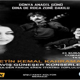 İstanbul'da Zazaca için etkinlik