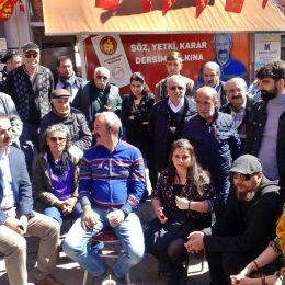 Aygün'den Maçoğlu'na ziyaret