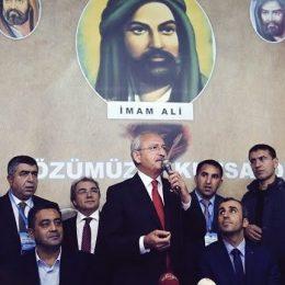 Alevi Derneklerinden Kılıçdaroğlu'na yapılan saldırıya tepki