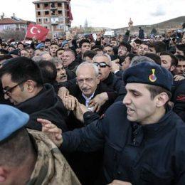 Kılıçdaroğlu: Organize bir linç girişimi, terör saldırısı