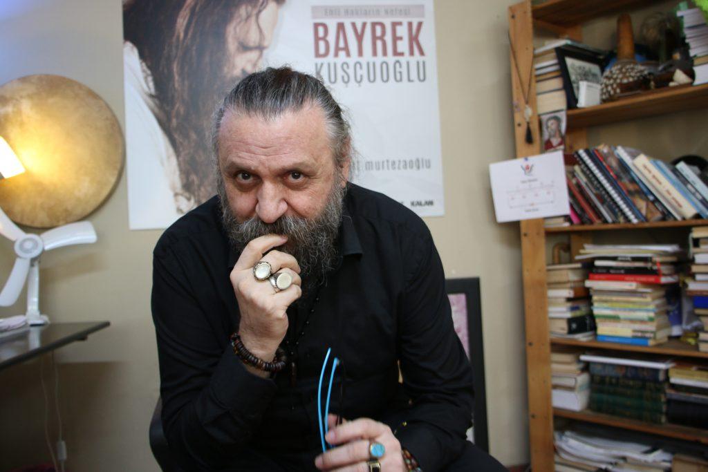Ehli Hak sanatçı Cavit Murtezaoğlu, korononavirüs COVİD-19 tedavisi gördüğü hastanede Hakk'a yürüdü.